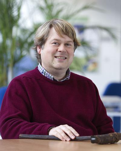 Dr Joshua Pollard's photo