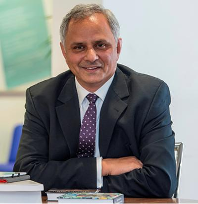 Professor Asghar Zaidi's photo