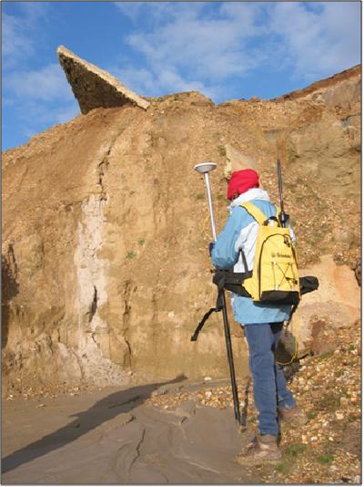 Surveying by DGPS