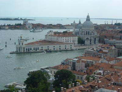 High water levels in Venice