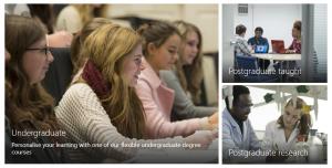 Courses at University of Southampton