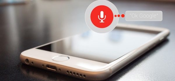 phone using mobile voice search