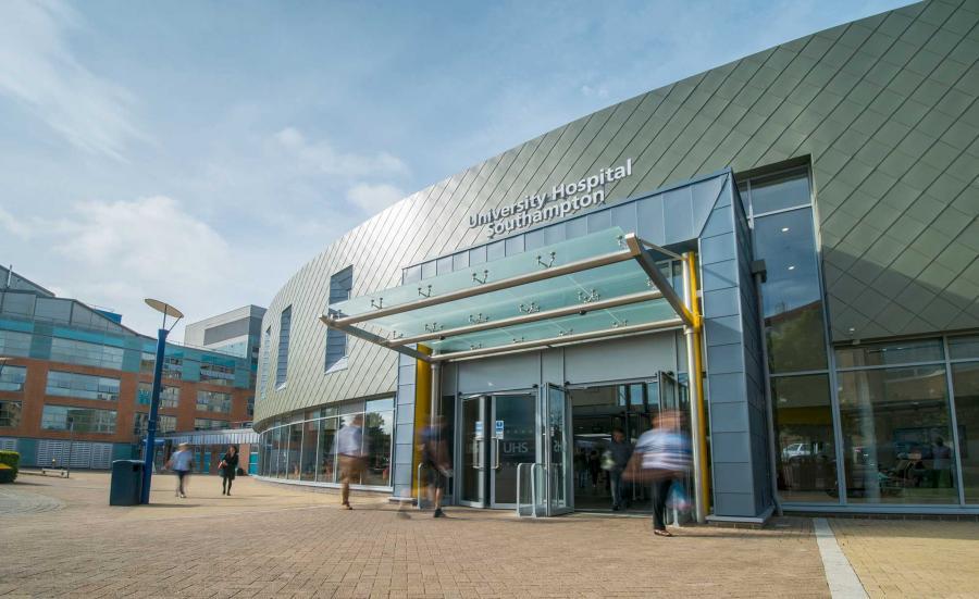 Southampton General Hospital Campus University Of Southampton