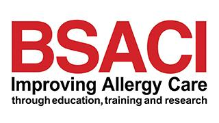 British Society for Allergy & Clinical Immunology logo